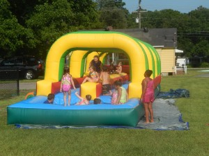 Family Fun waterslide